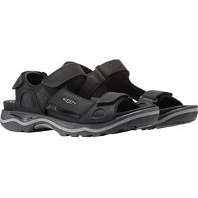 Keen M's Rialto 3 Point Sandals Black/Neutral Gray